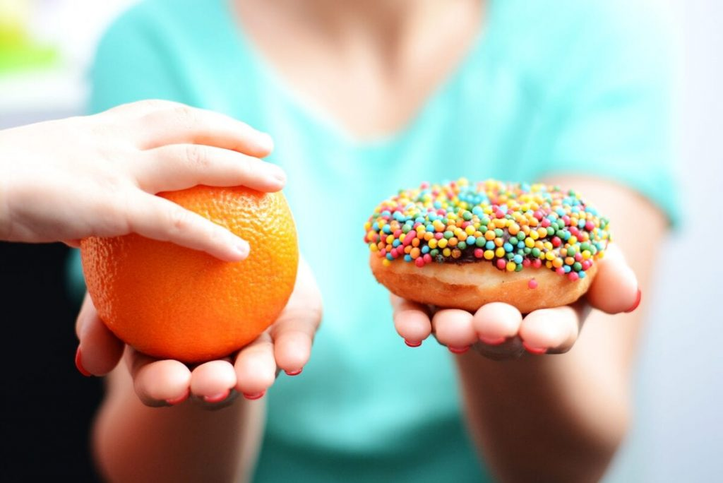 obesidad infantil microbiota
