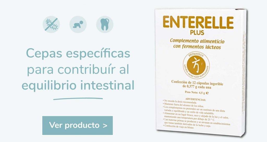 Enterelle Probiotico Candidiasis microbiota