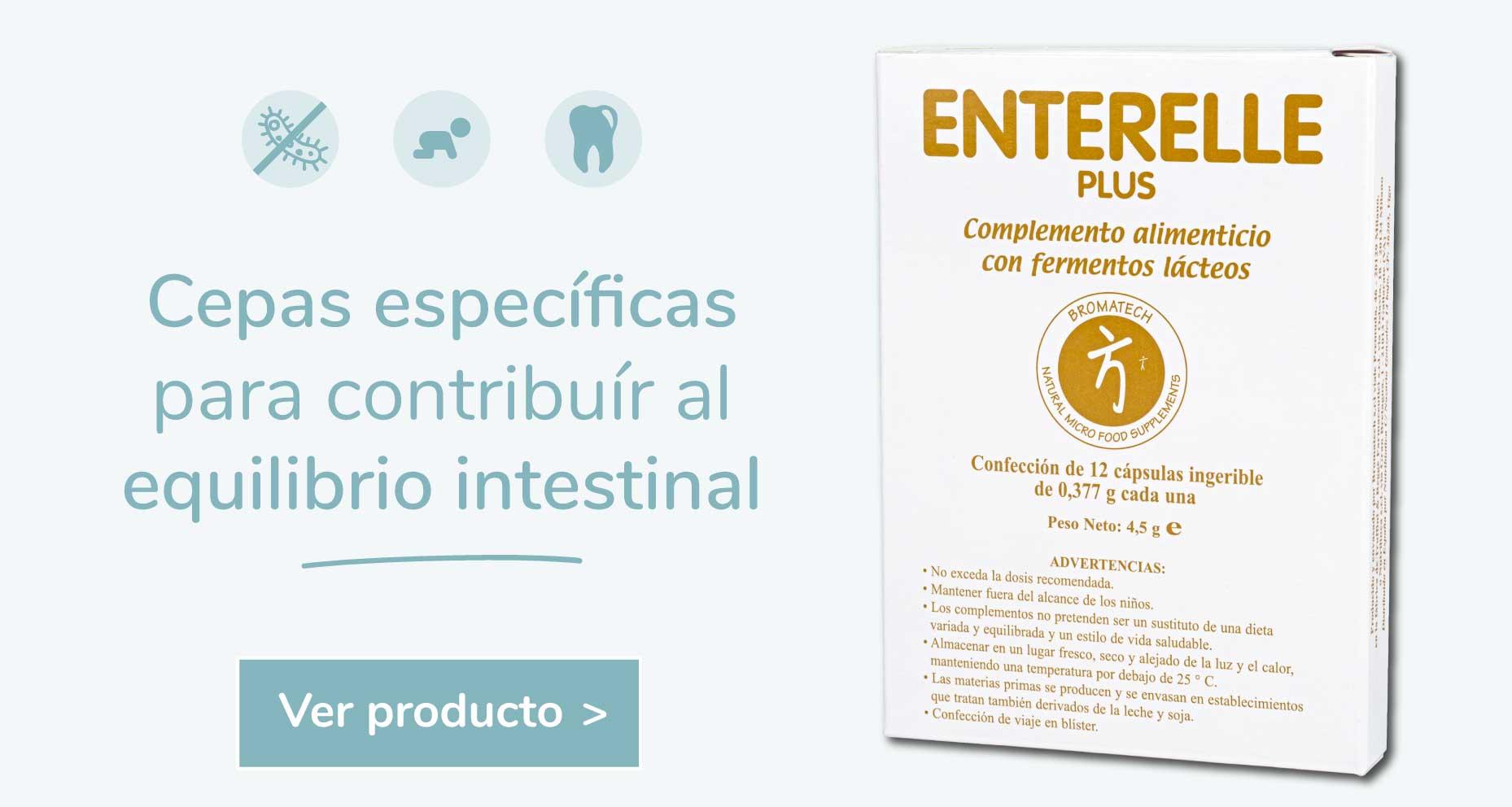 Enterelle Probiotico Candidiasis