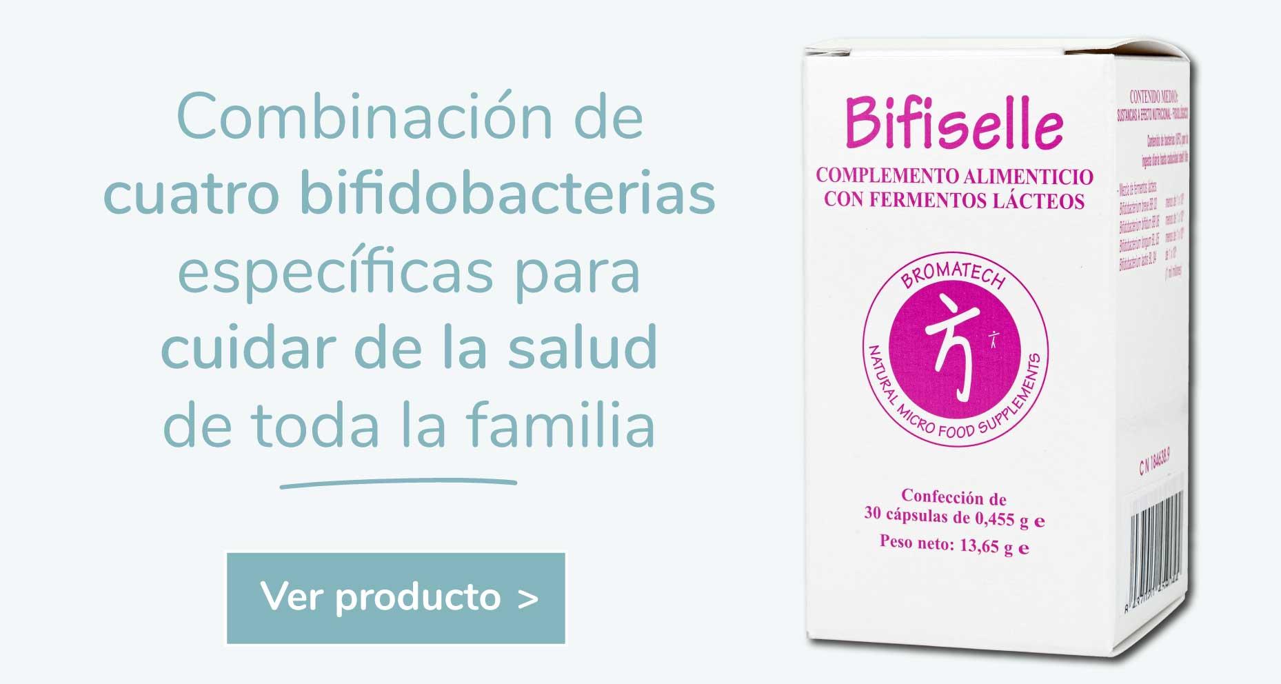 Bifiselle Nutribiótica Parkinson y Alzheimer