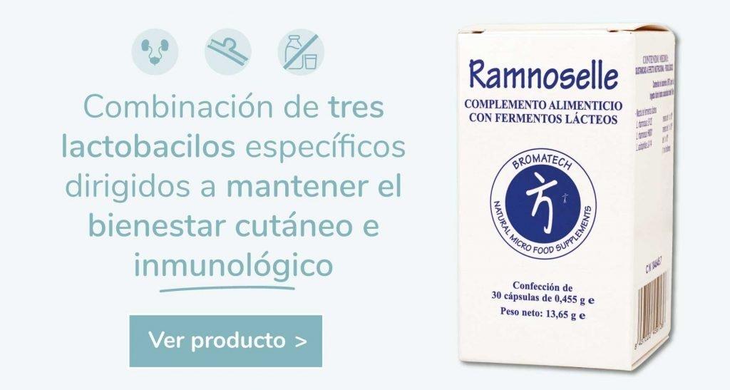 probióticos de derivación humana para la dermobiota