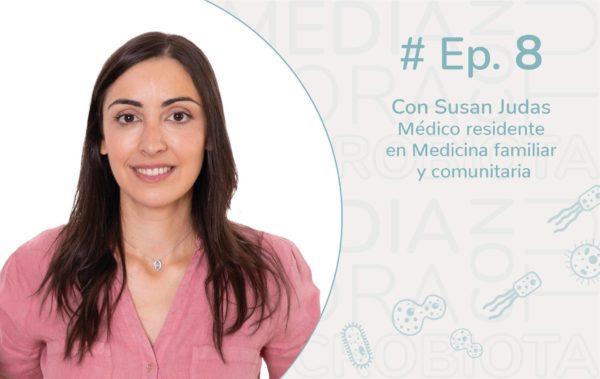 Ep. 8 Microbiota y salud femeninna: cistitis, infecciones vaginales y otras patologías