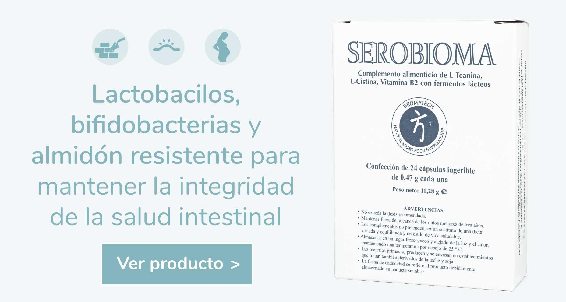 microbiota probiotico de derivacion humana